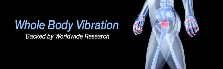 American College of Rheumatology research on whole body vibration machines