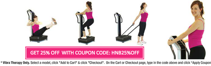 Get 25% Off with Coupon Code: HNB25%OFF