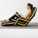 Foldable Massage Chair by HnB Connection